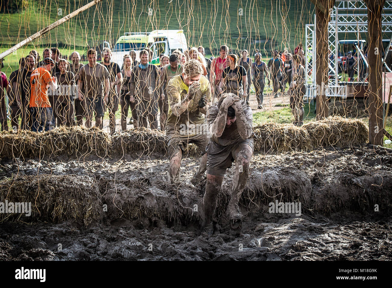how to prepare for the tough mudder