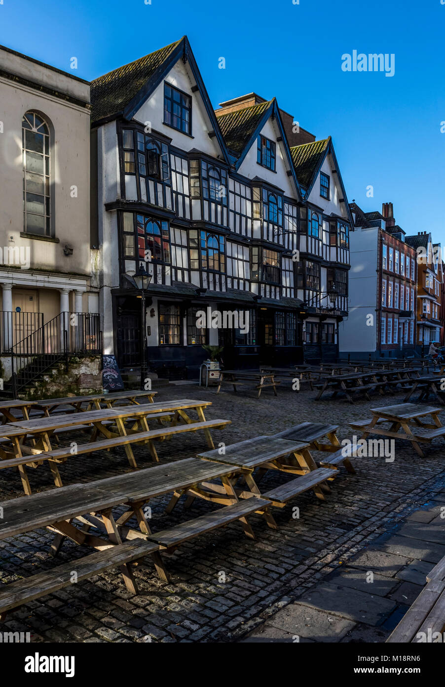 Bristol Pub In Treasure Island Llandoger Trow