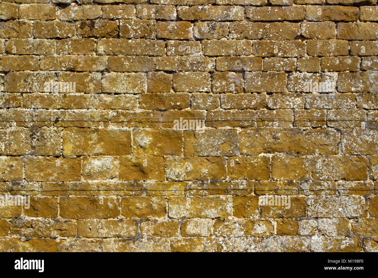 Old stone garden wall surface texture background Stock Photo ...