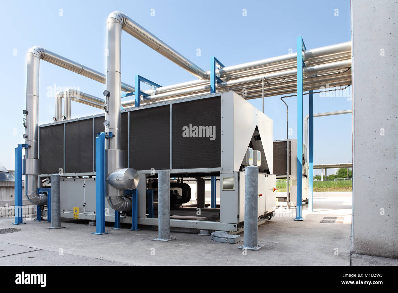 Air Conditioning Roof Ventilation Industrial System Cooling