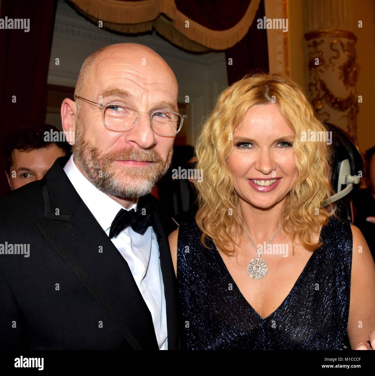 Götz Schubert Ehefrau