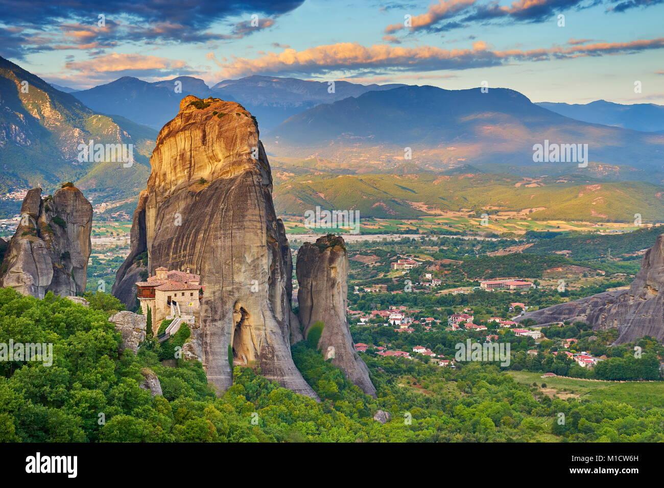 Meteora, Greece - Stock Image