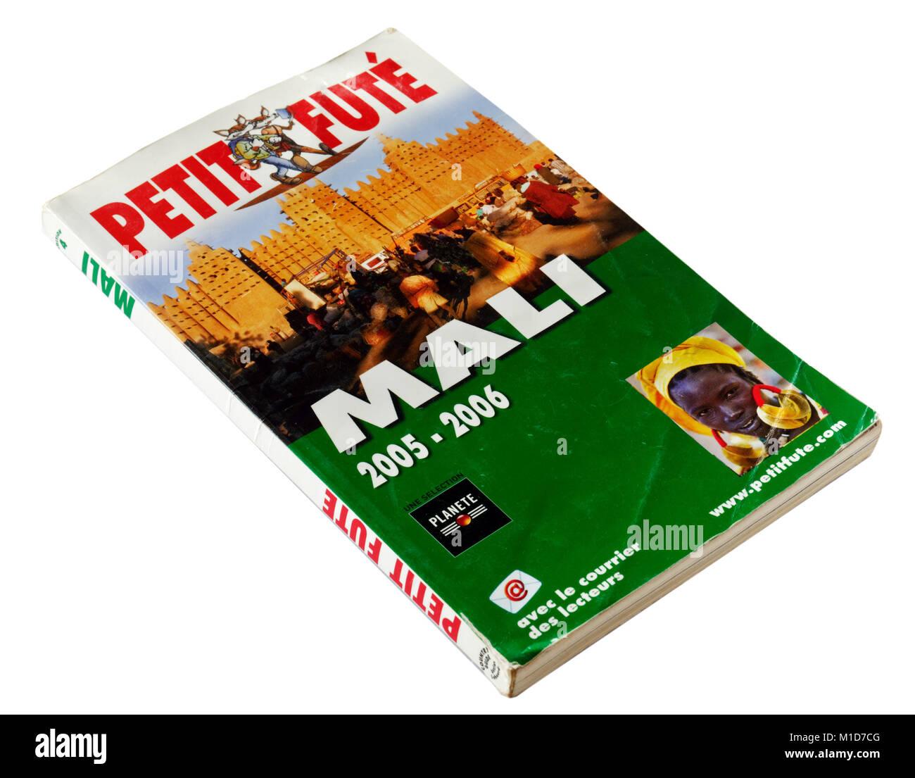 The Petit Futé guide to Mali - Stock Image