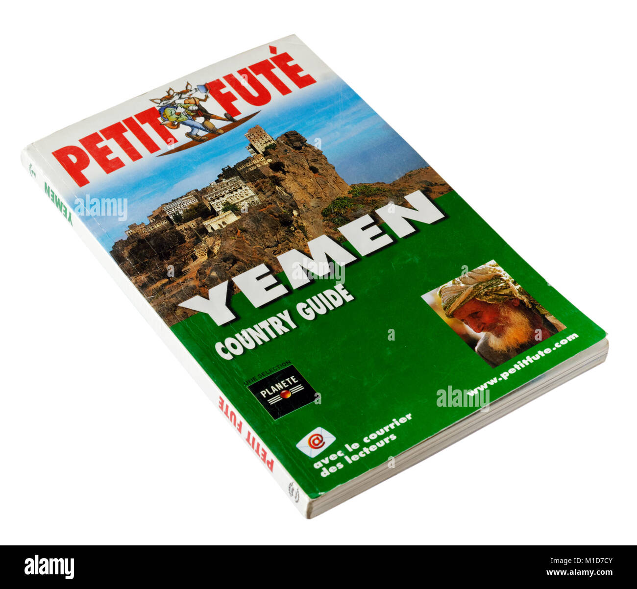 The Petit Futé guide to Yemen - Stock Image