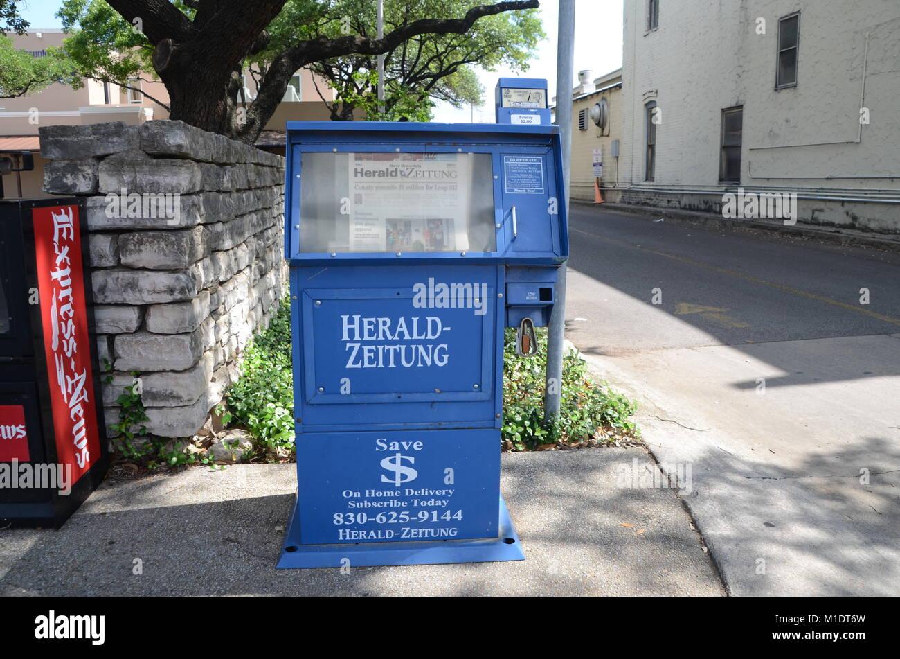 Herald Newspaper Stock Photos & Herald Newspaper Stock