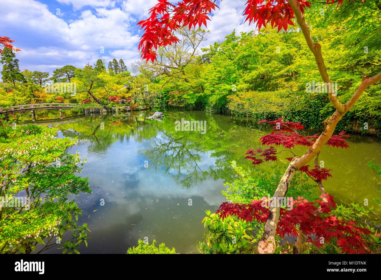Zenrin-ji Kyoto - Stock Image
