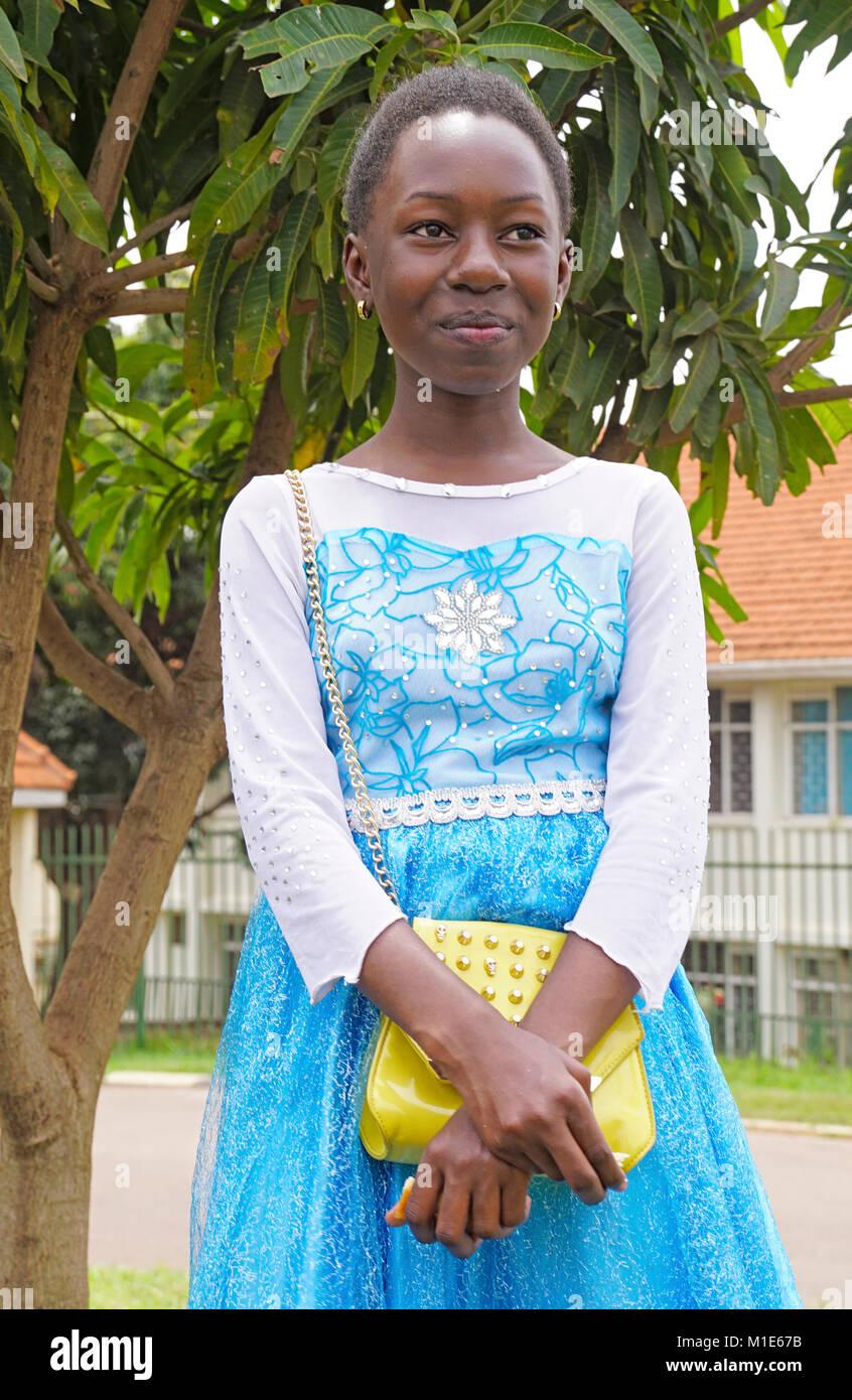 Kampala girls