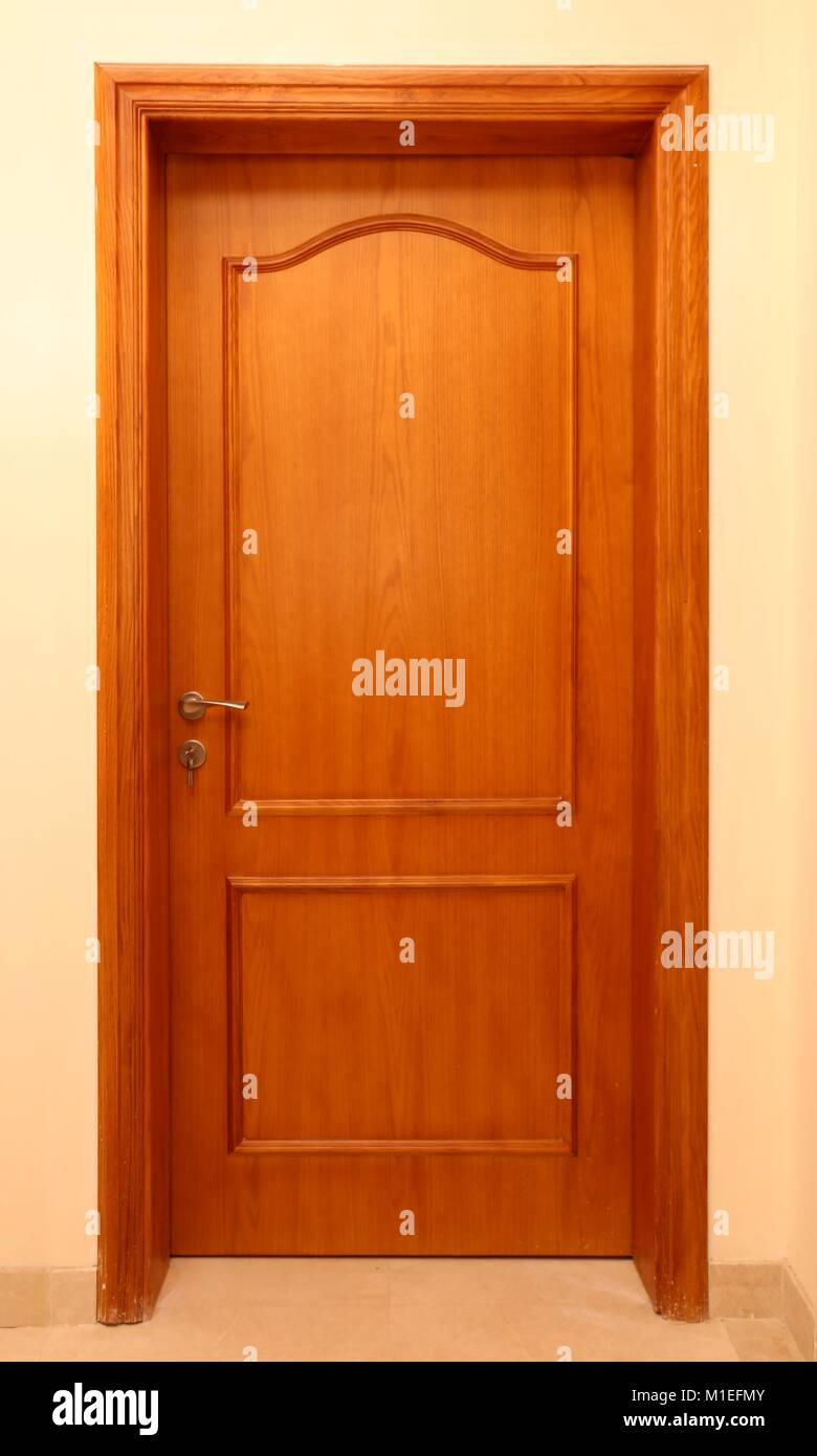 Carved Wood Door Frames Stock Photos