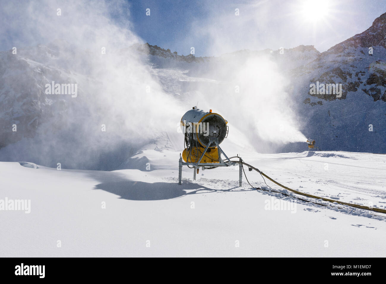 Artificial Ski Slope Stock Photos Amp Artificial Ski Slope