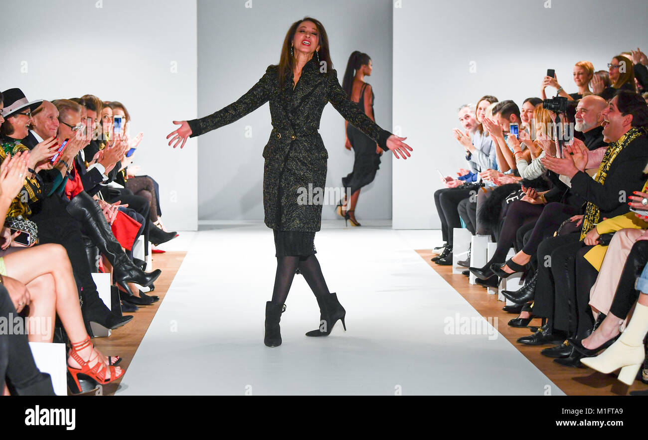 Berlin Germany 30th Jan 2018 Pat Cleveland The First Stock Photo Alamy