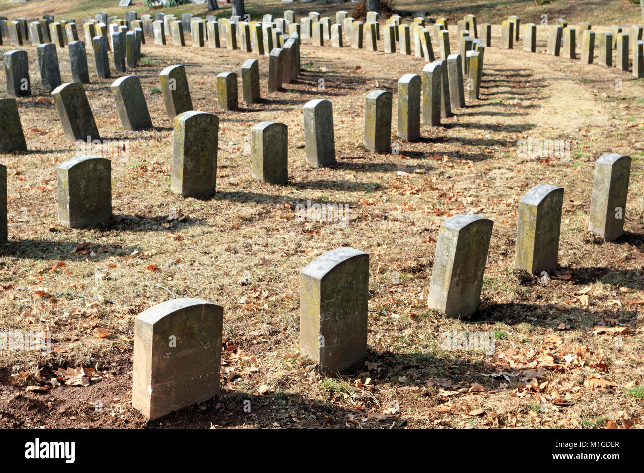 Memorial Park Cemetery Stock Photos & Memorial Park Cemetery Stock ...