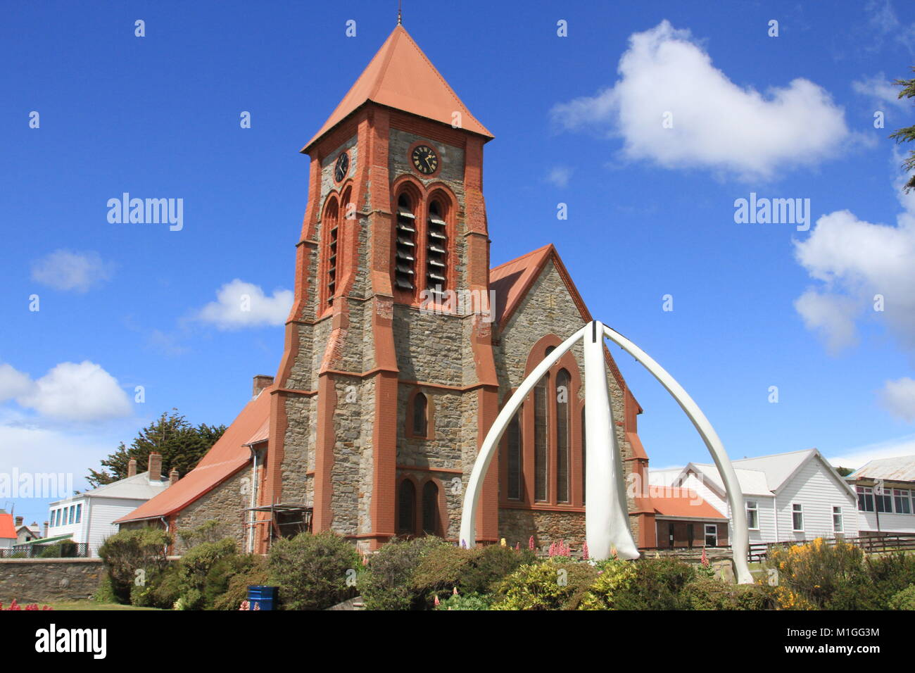 Falkland Islands - Stock Image