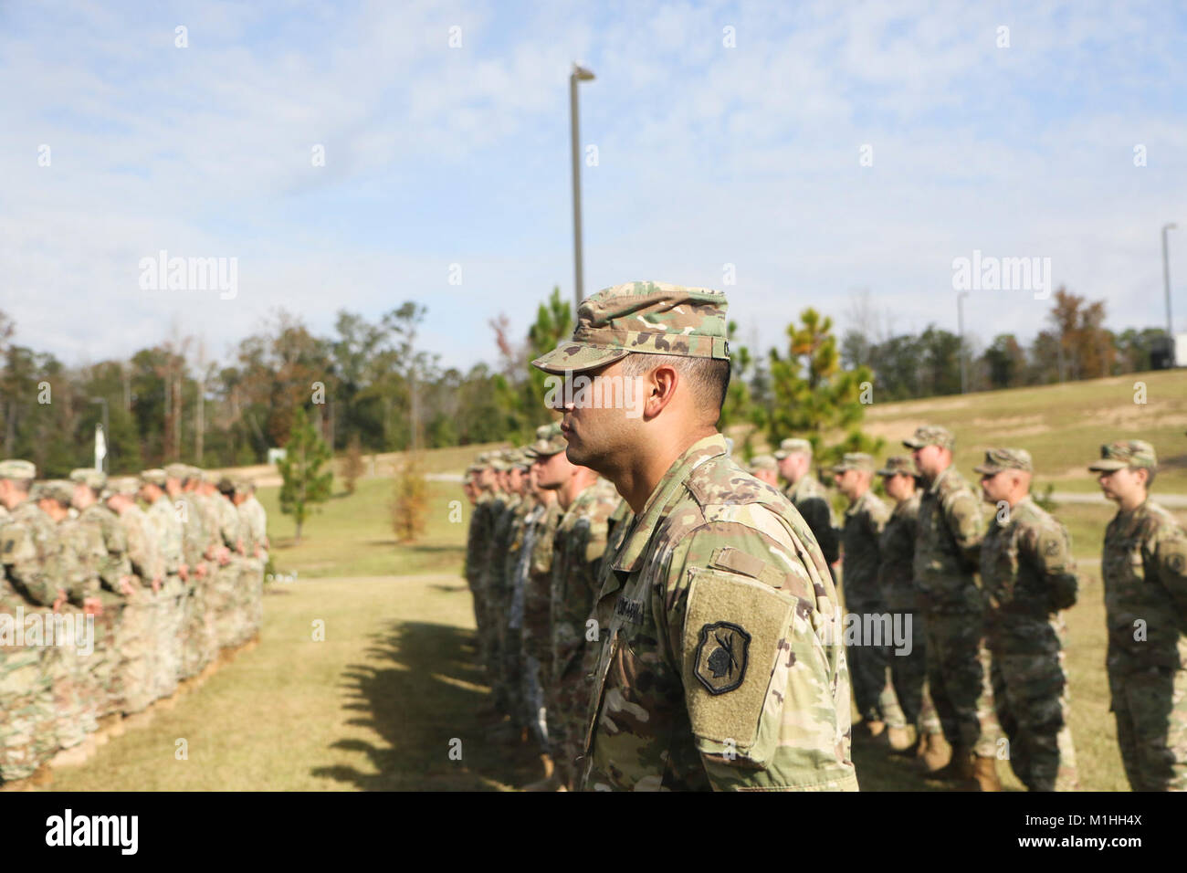 He 98th Training Division IET And The 1 46th Infantry Regiment Battalion Hosted