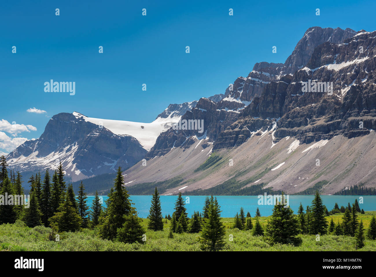 Canadian Rockies - Stock Image