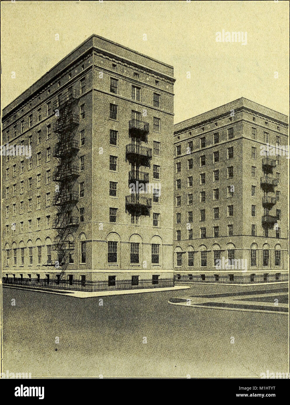 Annual report of the Presbyterian Hospital in the city of Chicago