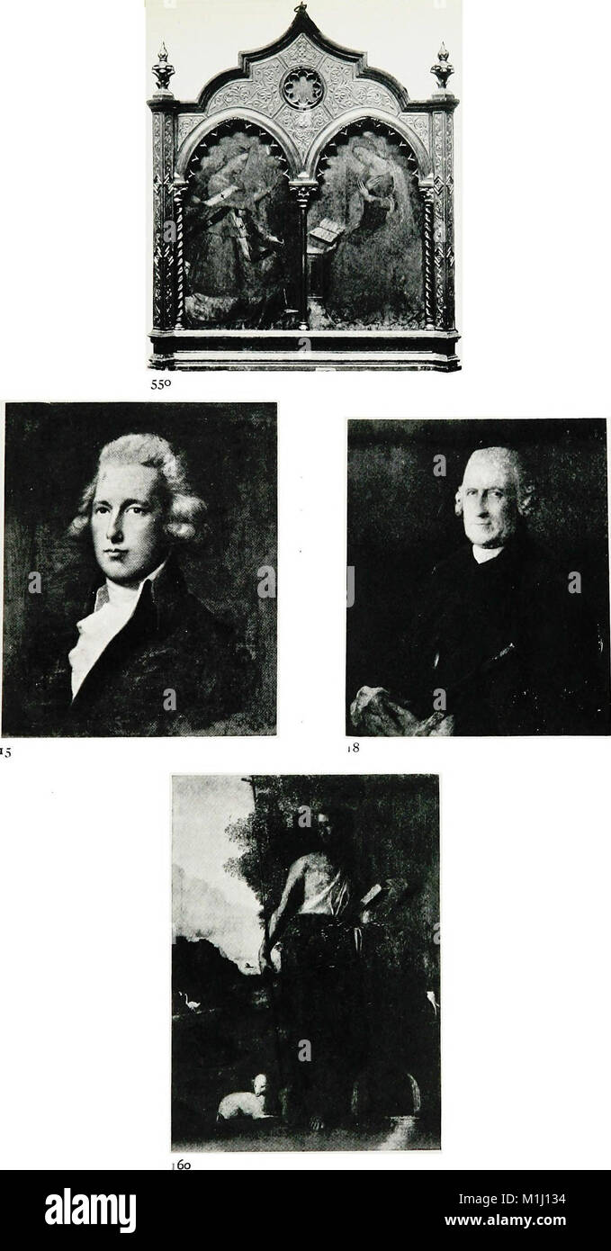 A descriptive catalogue of the pictures in the Fitzwilliam museum, comp. largely from materials supplied by Sidney Stock Photo