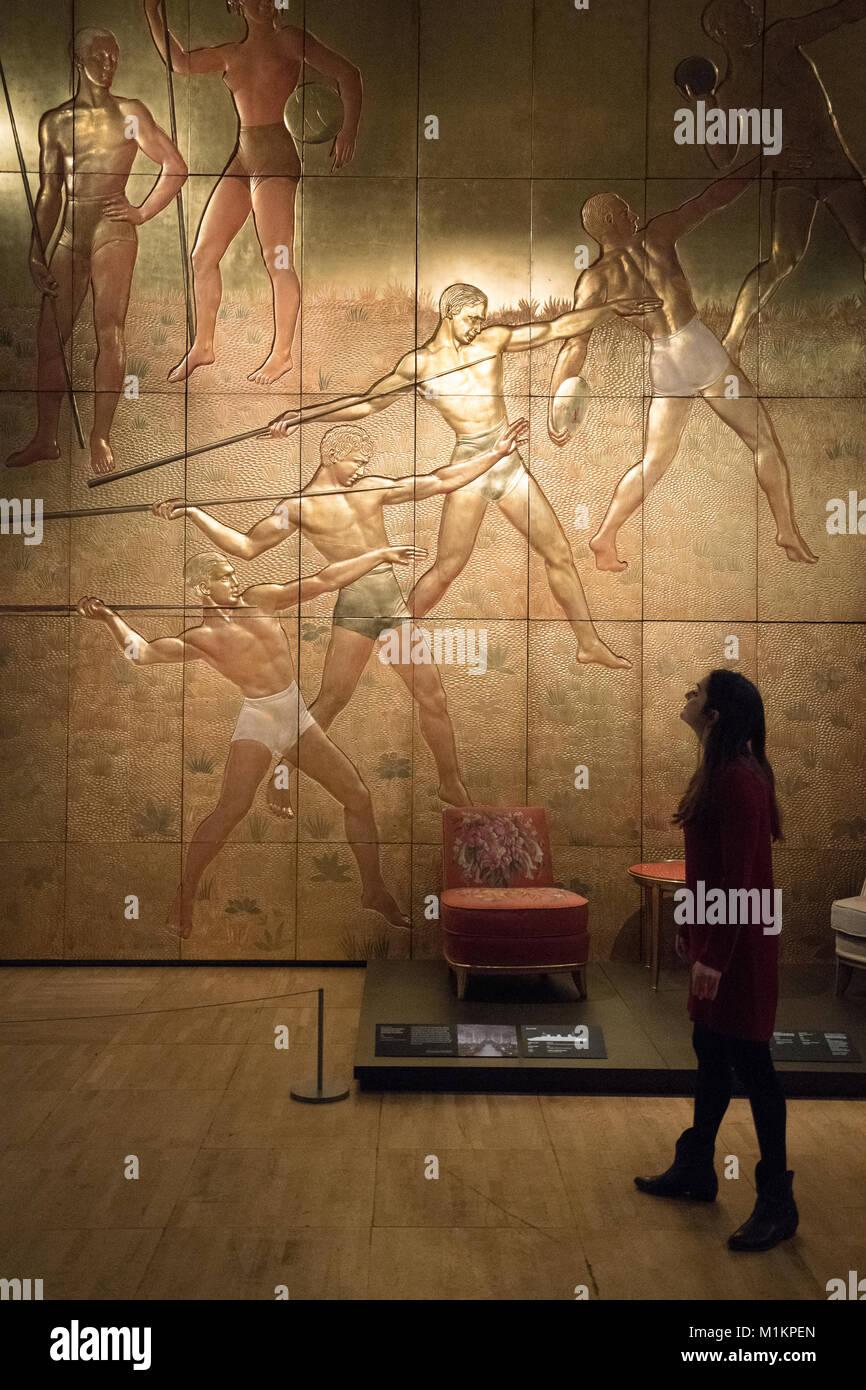 museum speed dating london