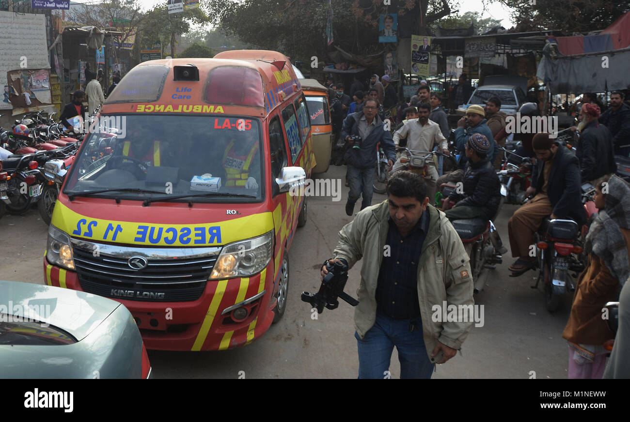 Incident Lahore Stock Photos & Incident Lahore Stock Images