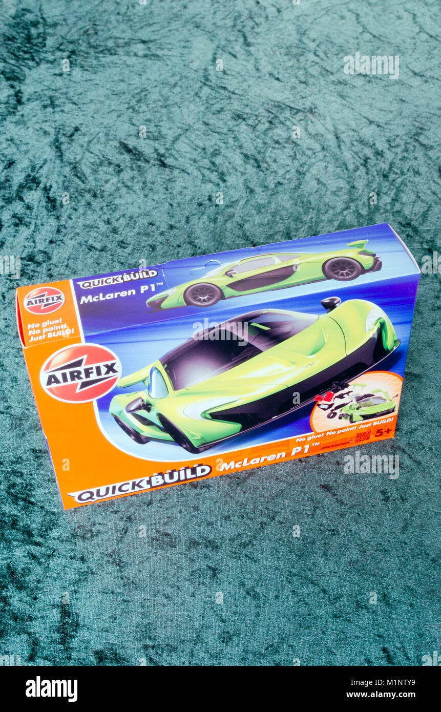 Airfix Quick Build McLaren P1 Supercar Kit