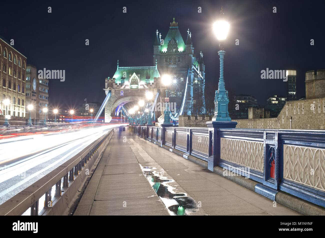 Tower Bridge, London - Stock Image