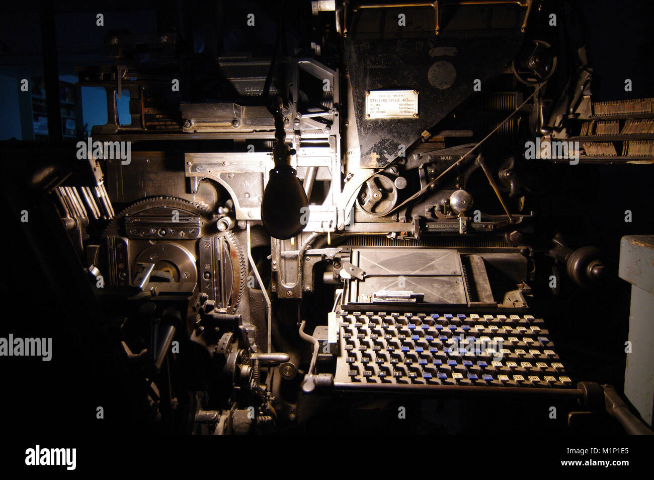 Linotype Stock Photos & Linotype Stock Images - Alamy