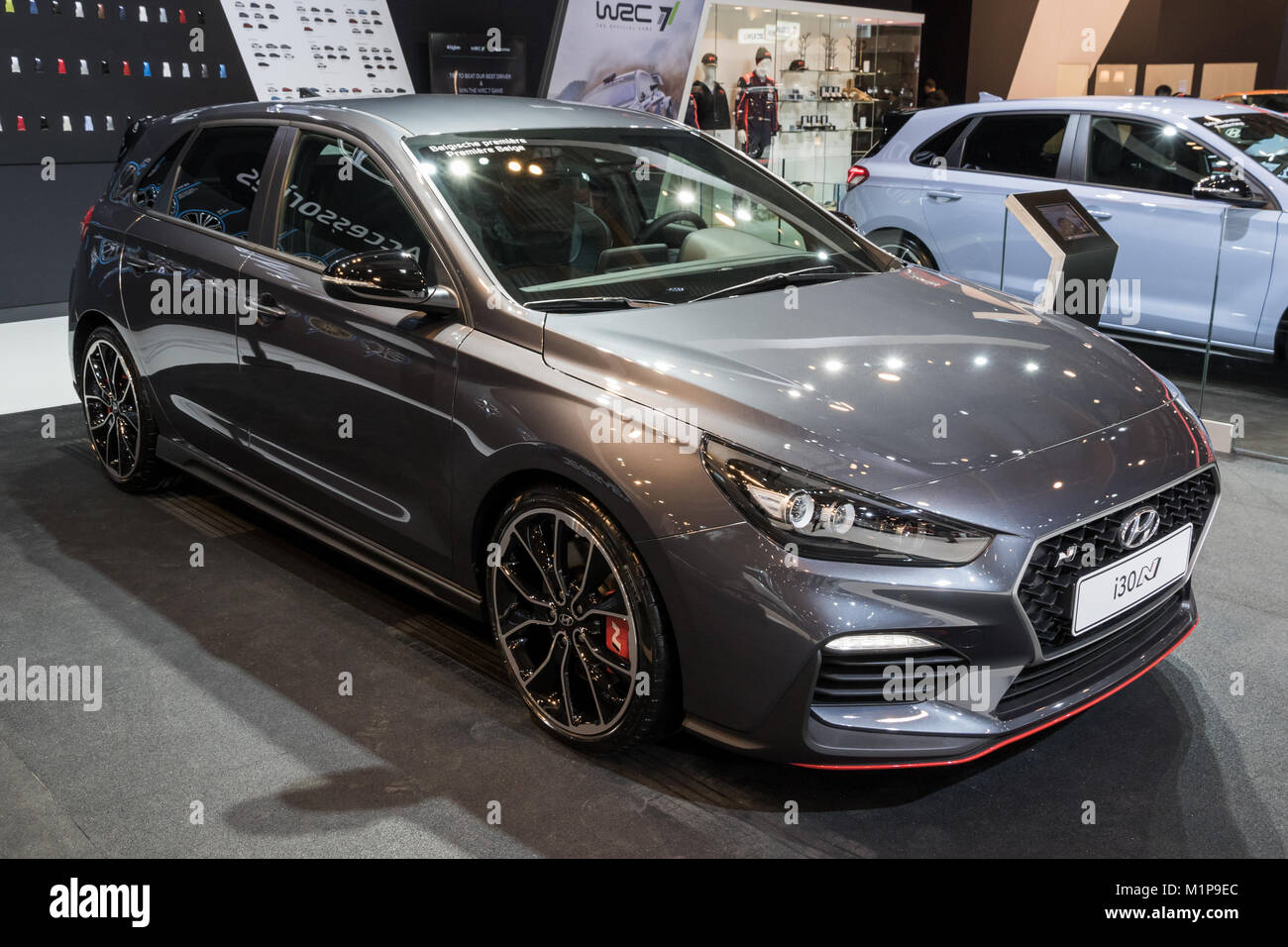 Hyundai I30n >> Hyundai I30n Stock Photos & Hyundai I30n Stock Images - Alamy
