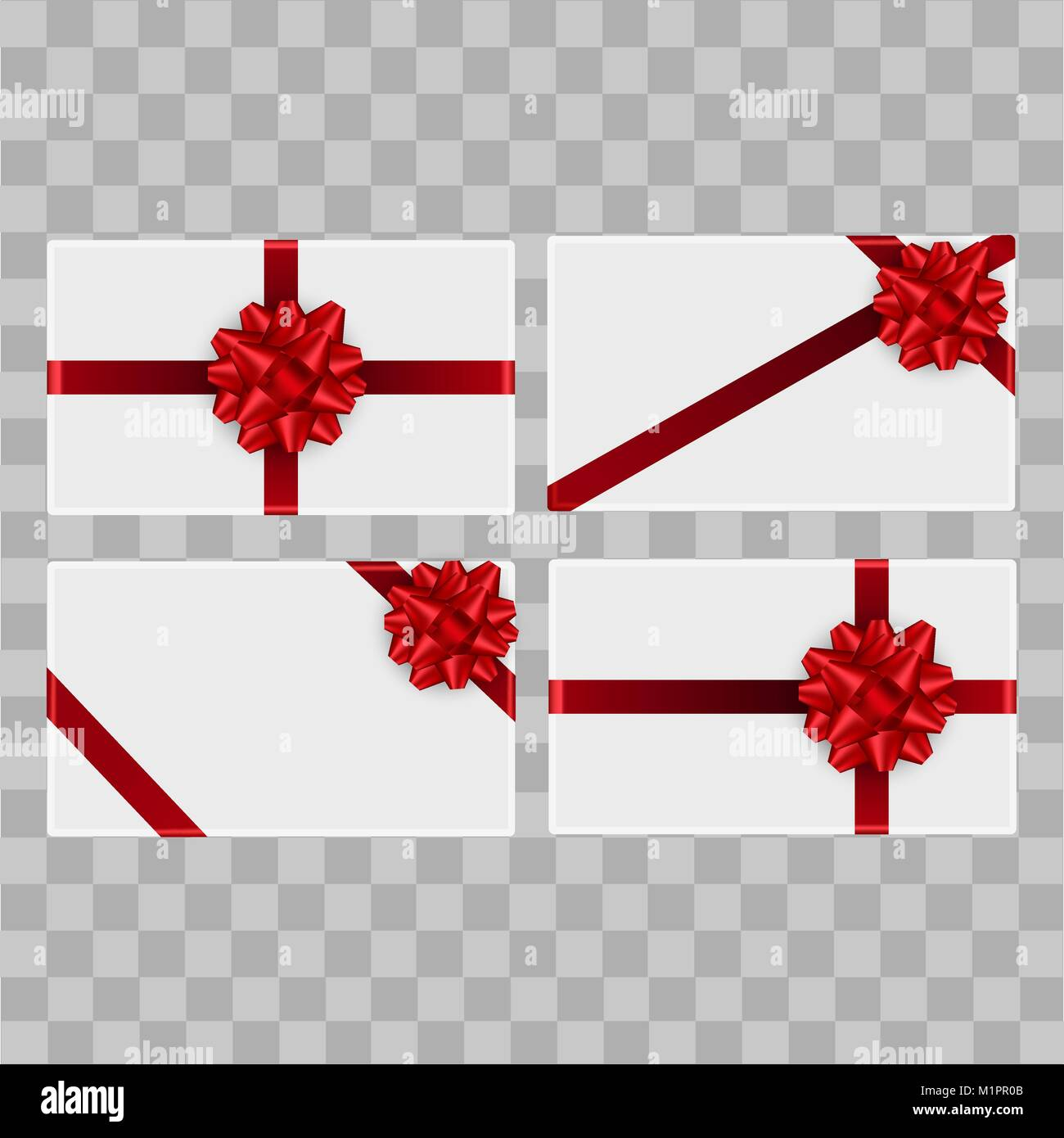 Christmas gifts transparent background