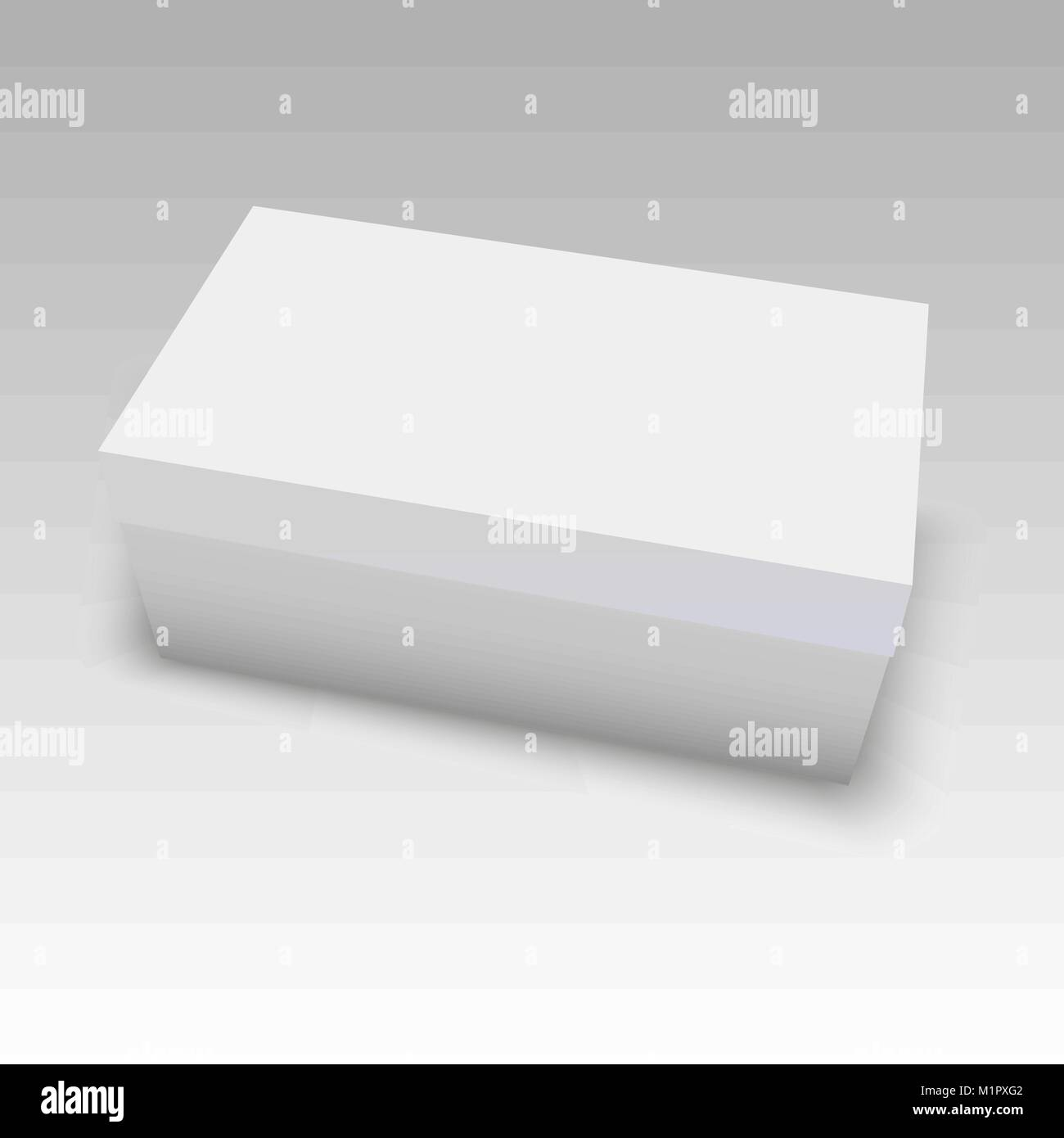 Shoe Box Stock Vector Images - Alamy
