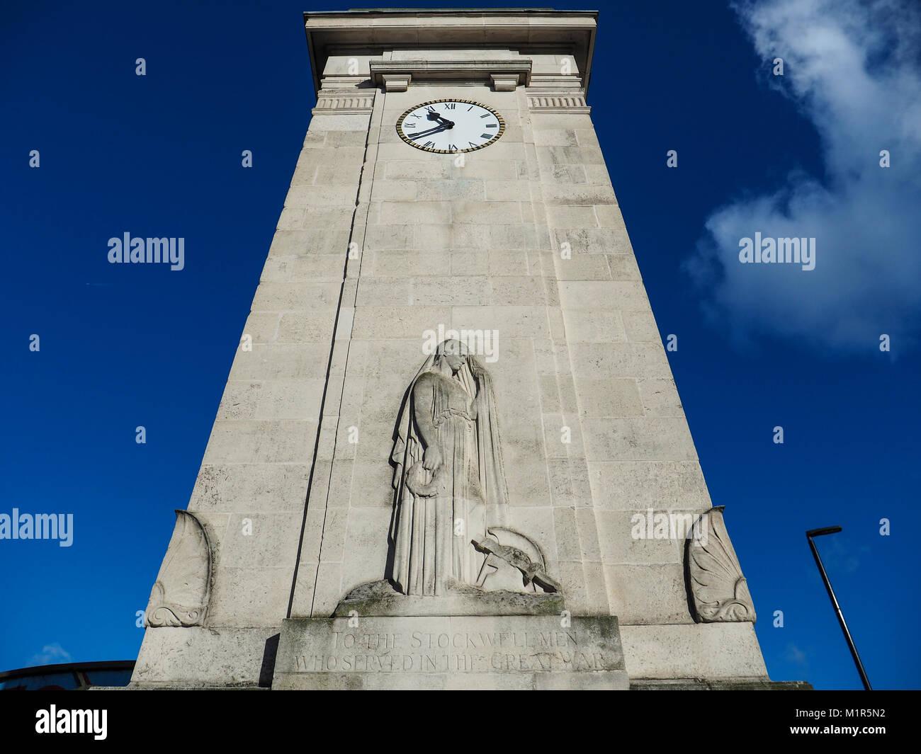 War Memorial - Stock Image