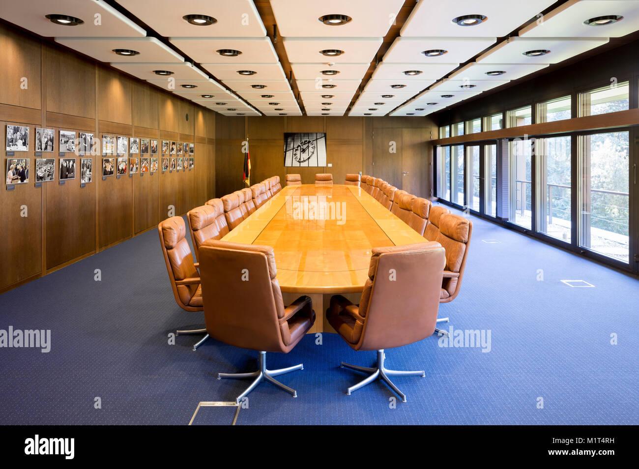 Bonn, Regierungsviertel (Bundesviertel, Parlamentsviertel Stock ...