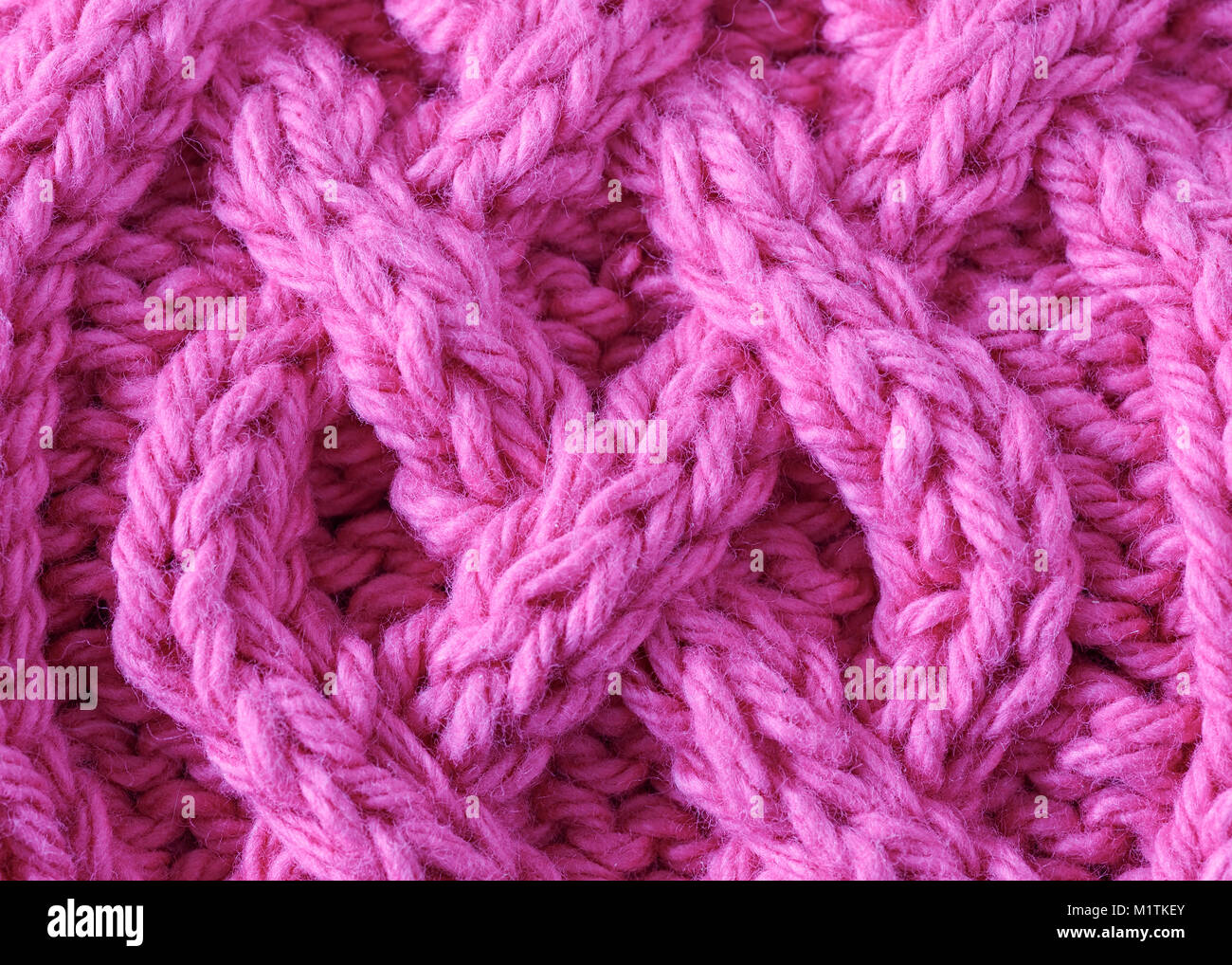 Cable Knitting Stock Photos & Cable Knitting Stock Images - Alamy