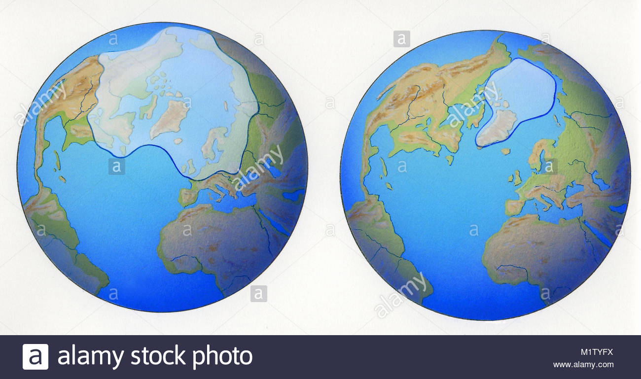 Map ice cover earth ice age 20 00 years ago today stock photo map ice cover earth ice age 20 00 years ago today gumiabroncs Gallery