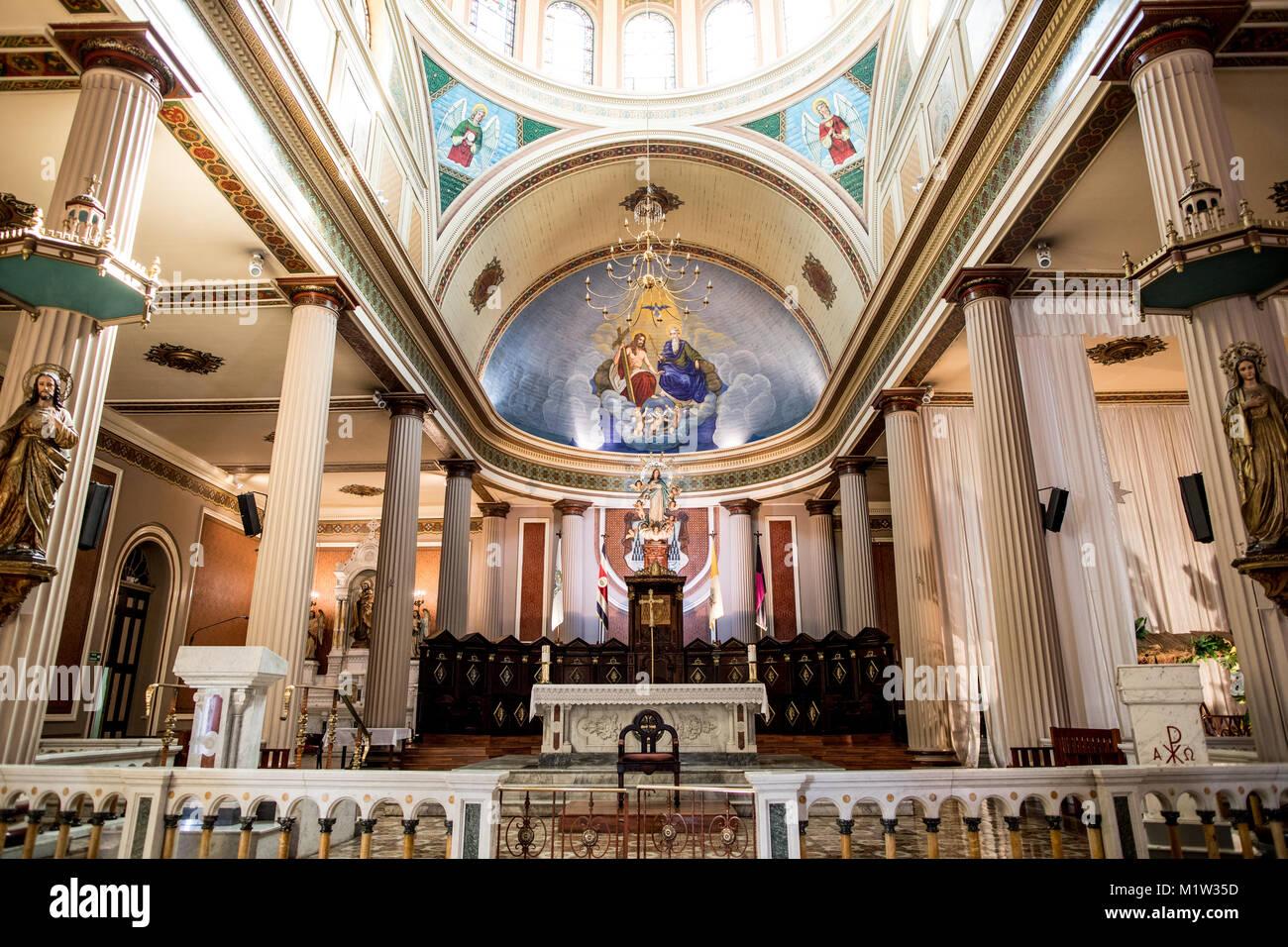 Cathedral Of San Jose Stock Photos & Cathedral Of San Jose Stock ...