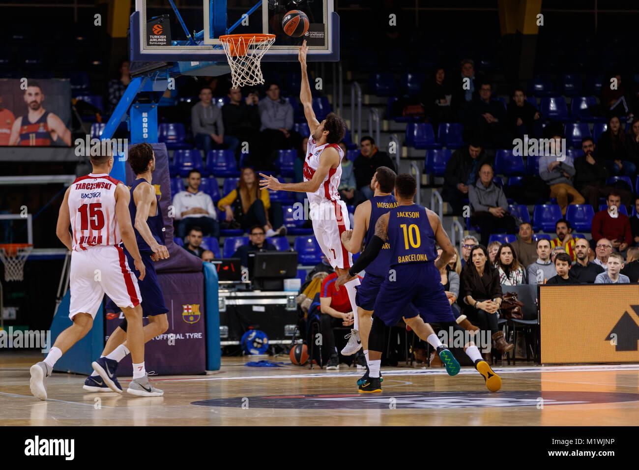 Official FC Barcelona BasketBall