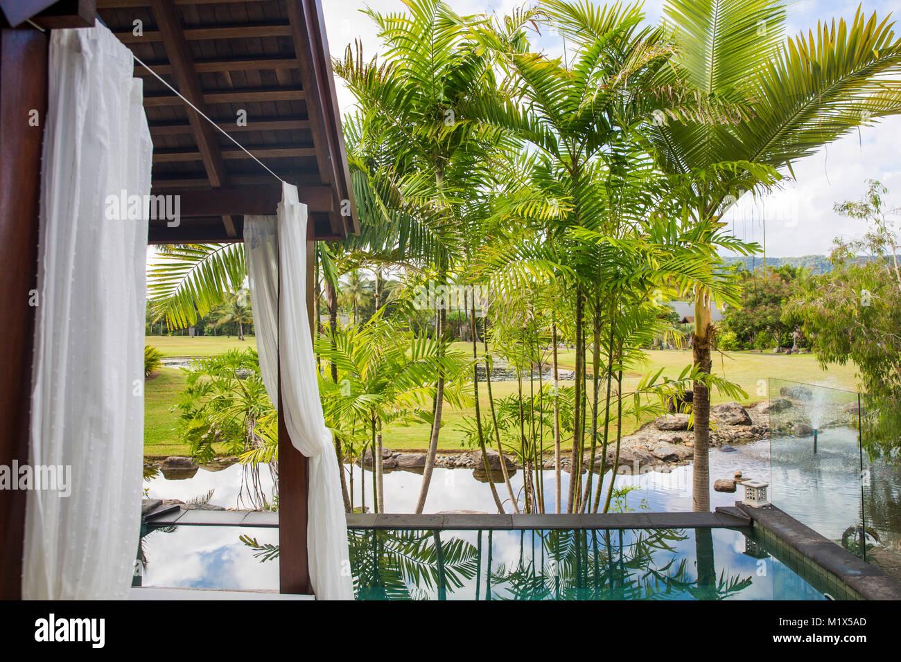 Niramaya Resort In Port Douglas Villa With Plunge Pool And