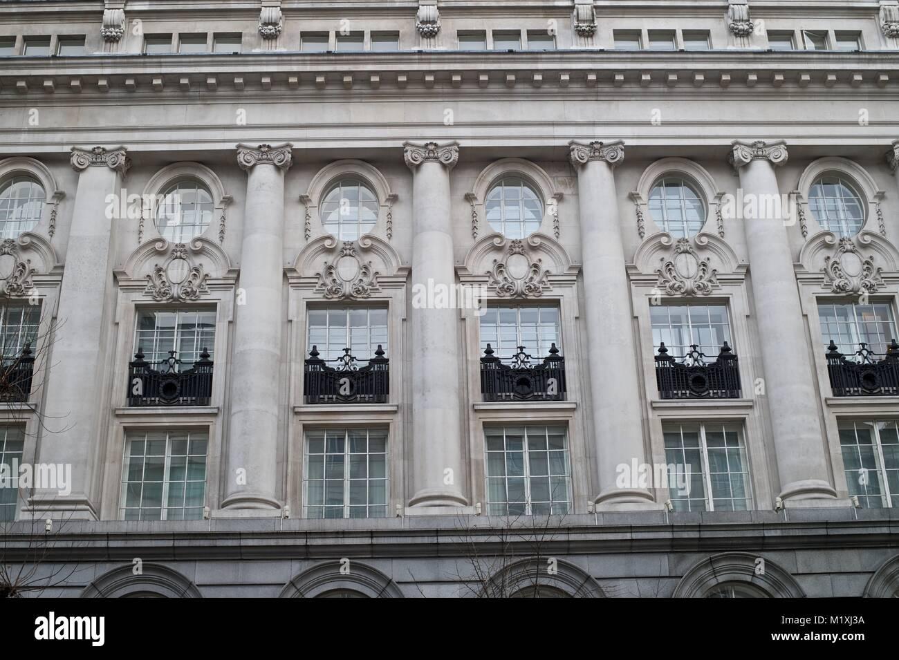 Hotel, Rosewood, Holborn London - Stock Image