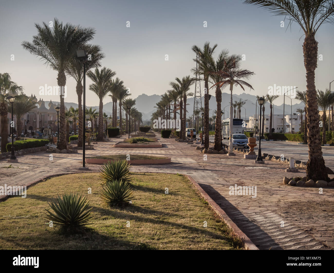 Naama bay old market