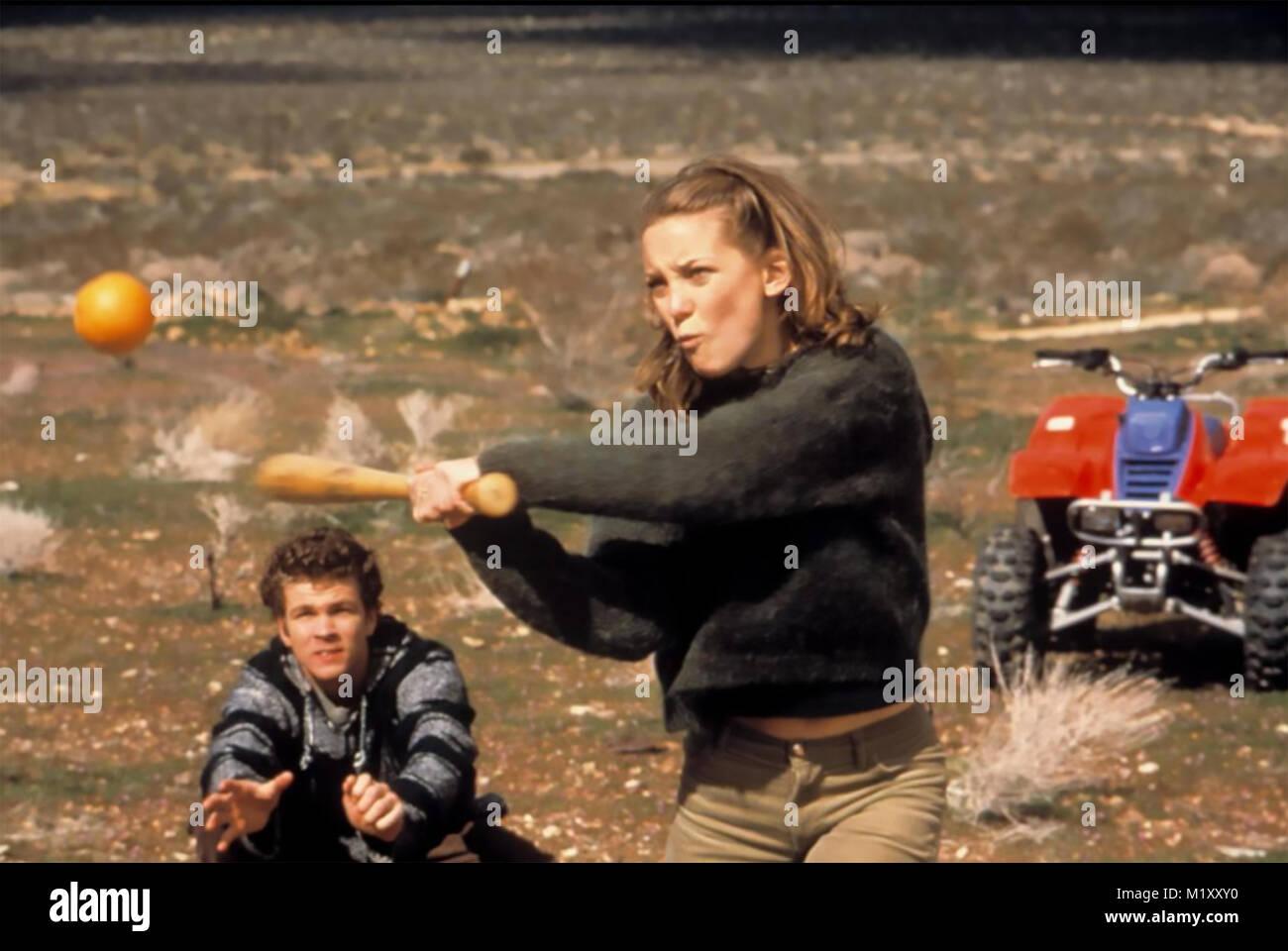 DESERT BLUE 1998 Ignite Entertainment film with Kate Hudson and Brendan Sexton - Stock Image