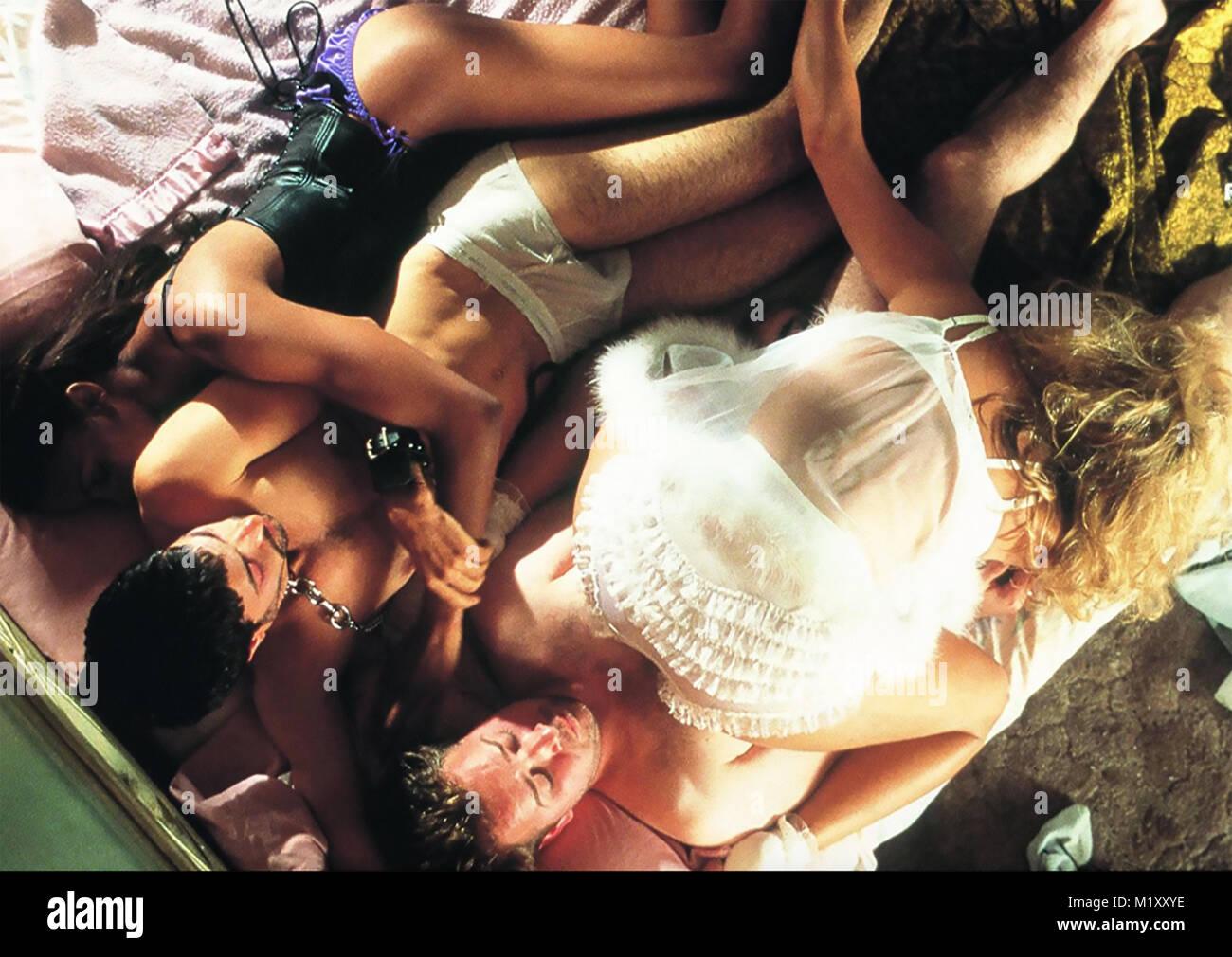 NO VACANCY 1999 2 Loop Films production - Stock Image