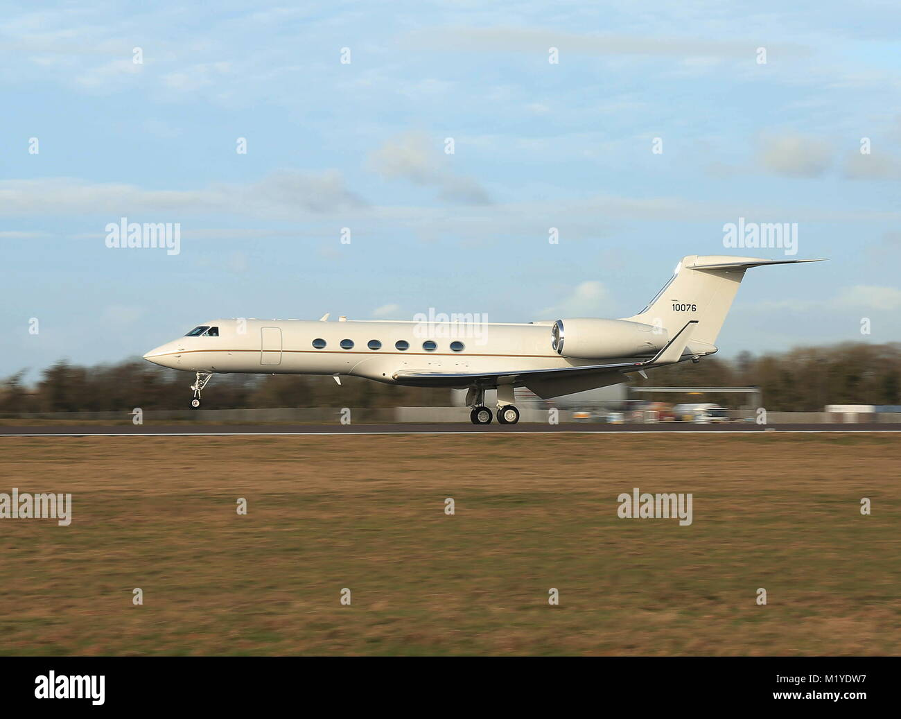 Gulf Stream Business/Private Aircraft - Stock Image