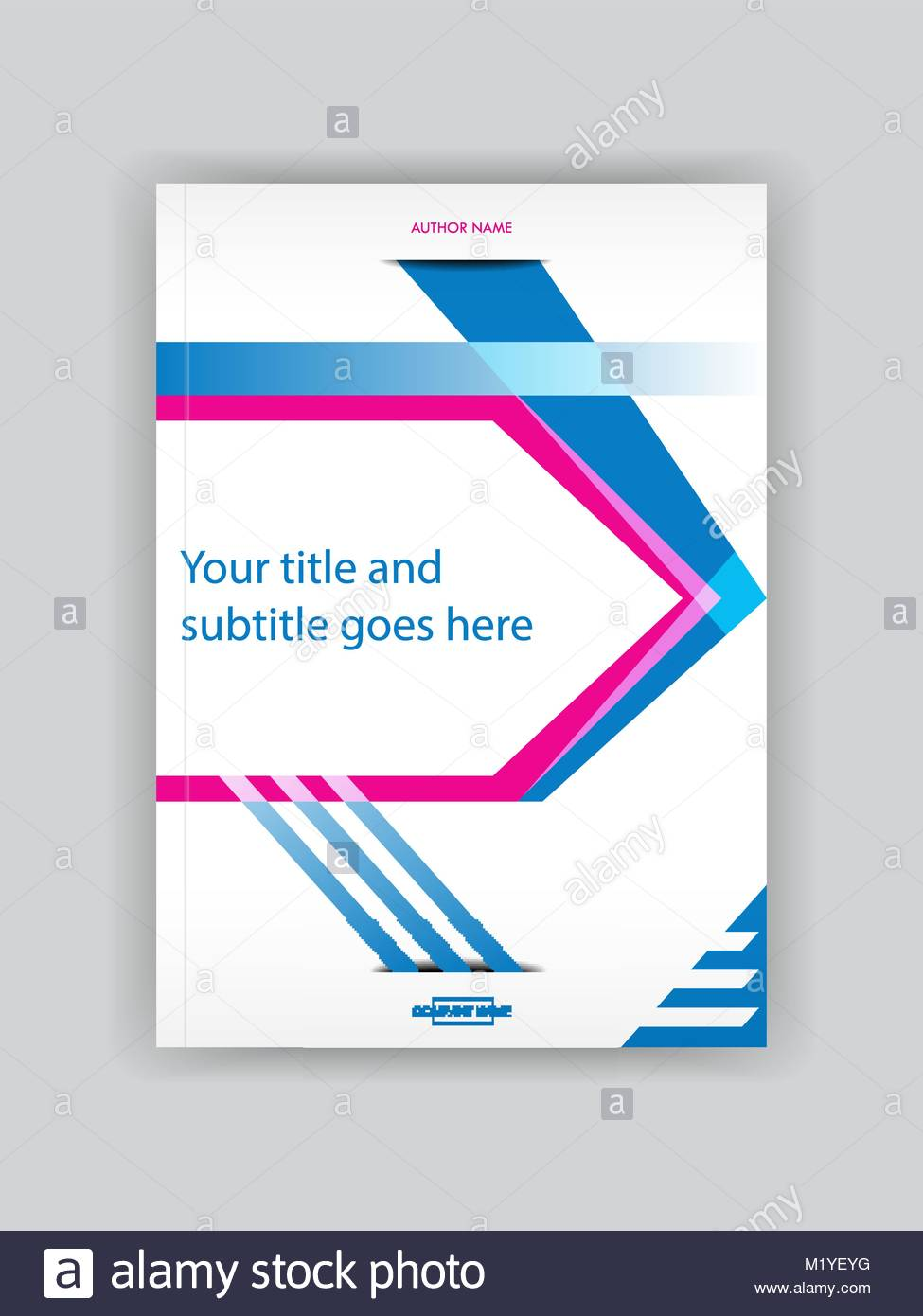 graphic modern cover design booklet template book magazine flyer