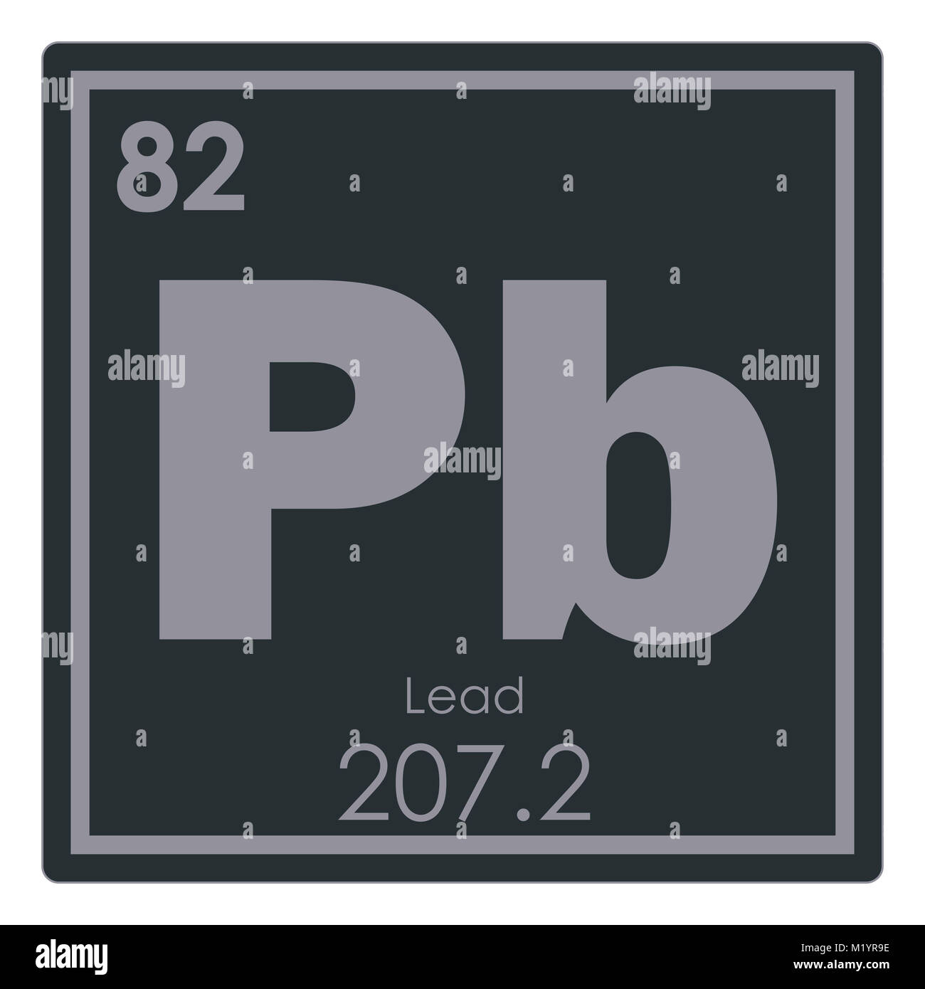 Lead chemical element periodic table science symbol stock photo lead chemical element periodic table science symbol urtaz Image collections