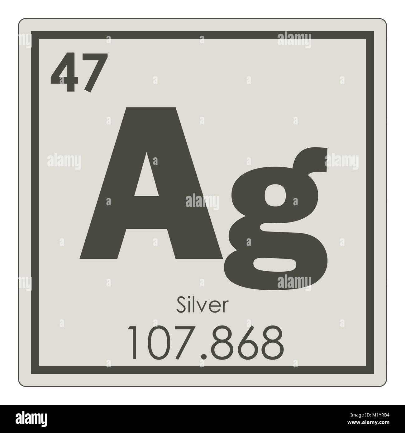 Silver chemical element periodic table science symbol stock photo silver chemical element periodic table science symbol urtaz Image collections