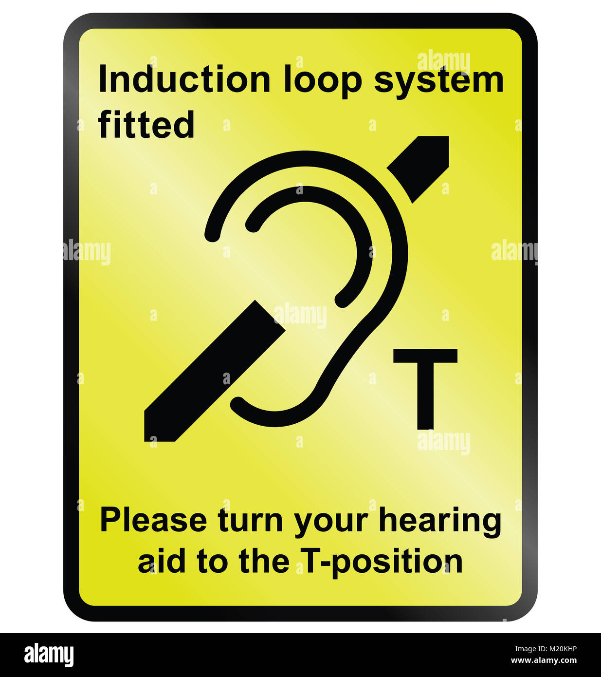 Hearing Loop Stock Photos Hearing Loop Stock Images Alamy
