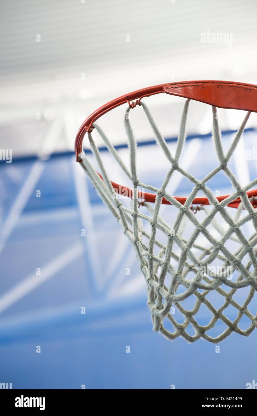 Isolated Basketball Hoop Stock Photos & Isolated Basketball Hoop ...