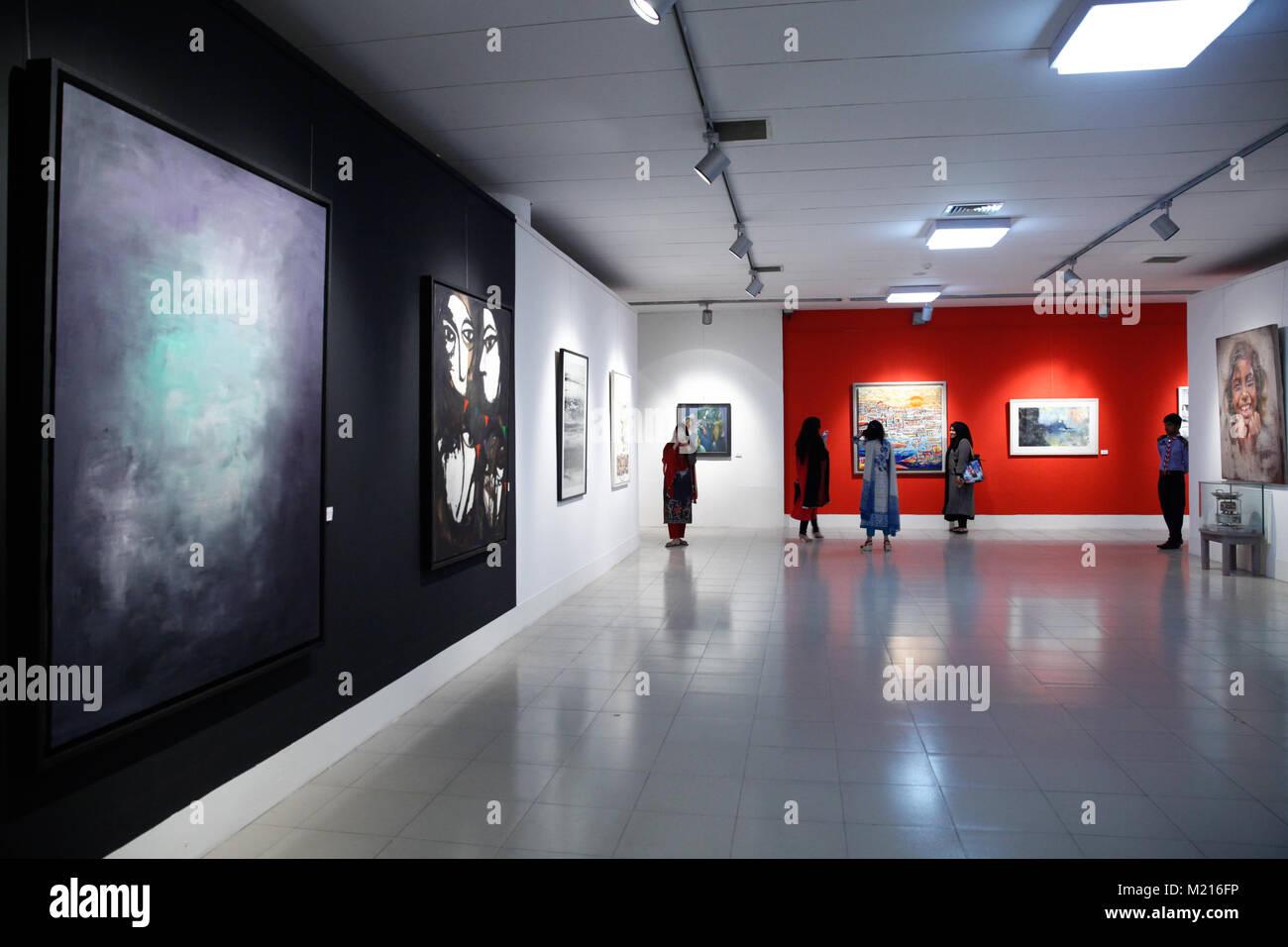 Dhaka Art Summit Stock Photos & Dhaka Art Summit Stock