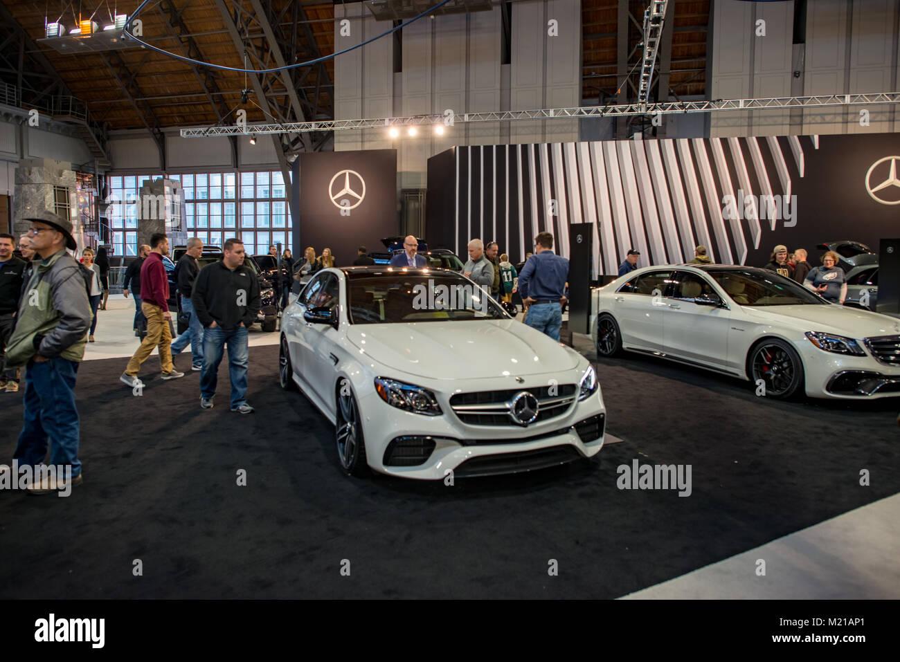Philadelphia Auto Show Stock Photos Philadelphia Auto Show Stock - Phila car show 2018
