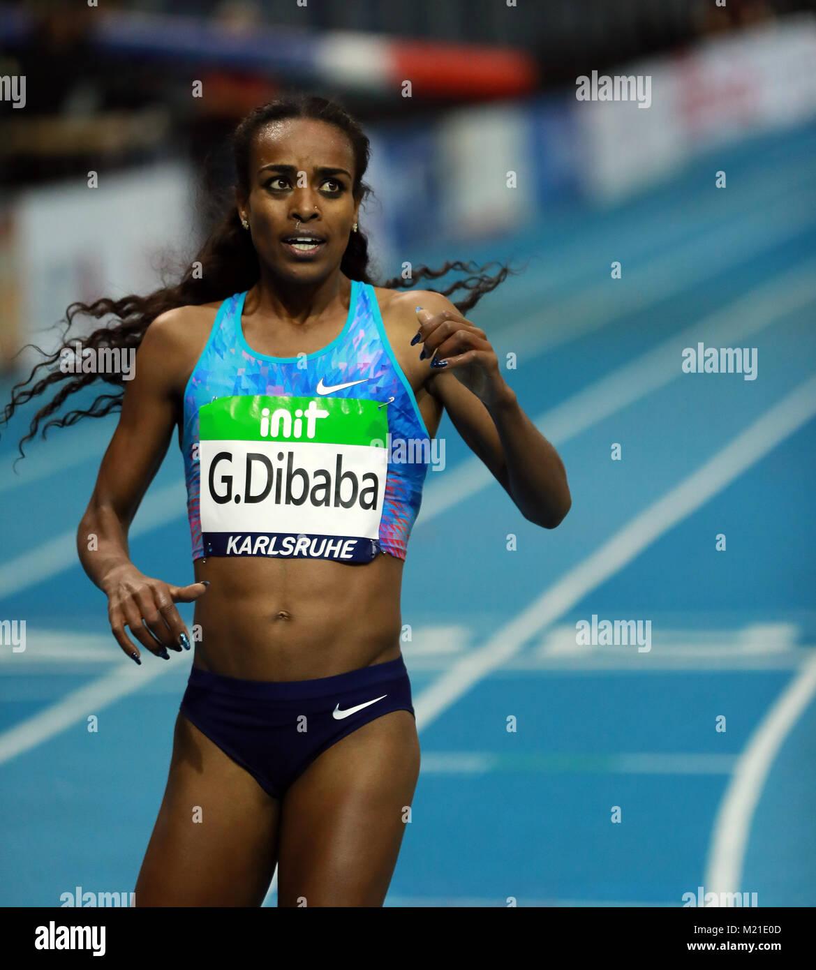 Genzebe Dibaba Nude Photos 30