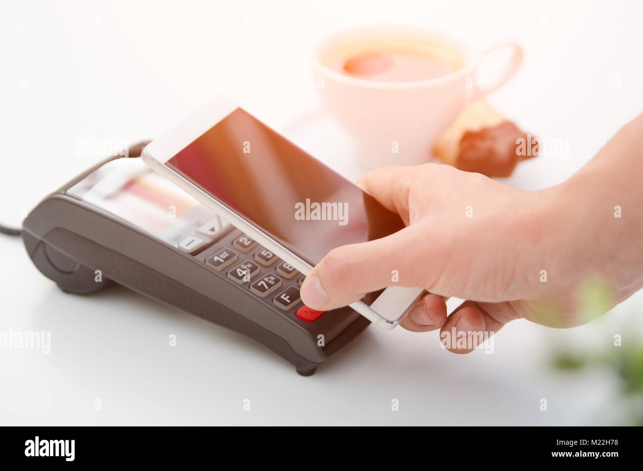 Mobile Payment Stock Photos & Mobile Payment Stock Images