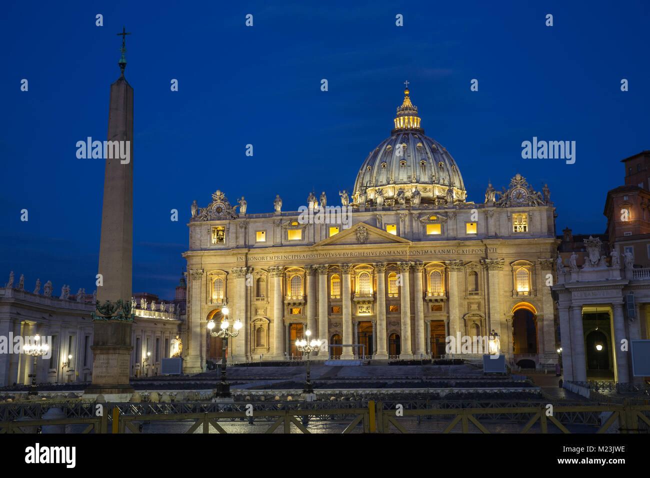 Vatican City, Rome, Italy - Stock Image